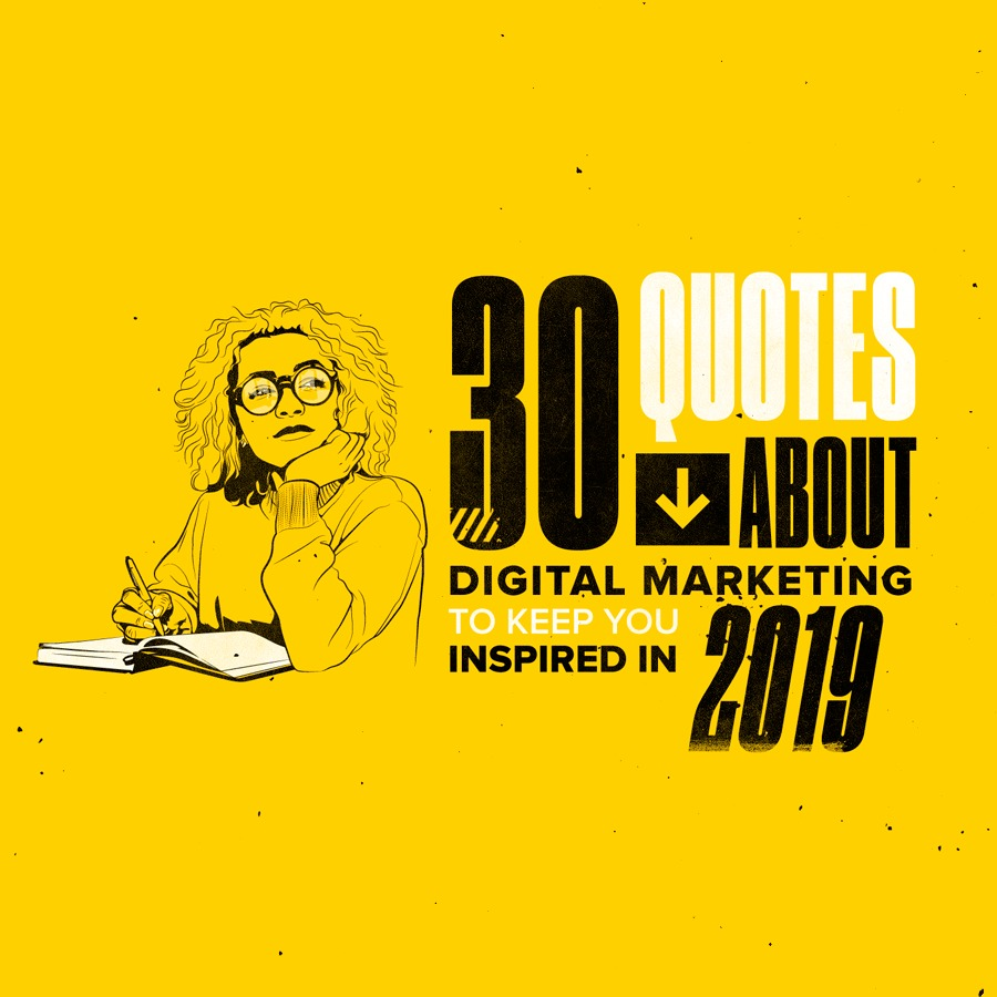 digital marketing quotes to inspire you in the new year