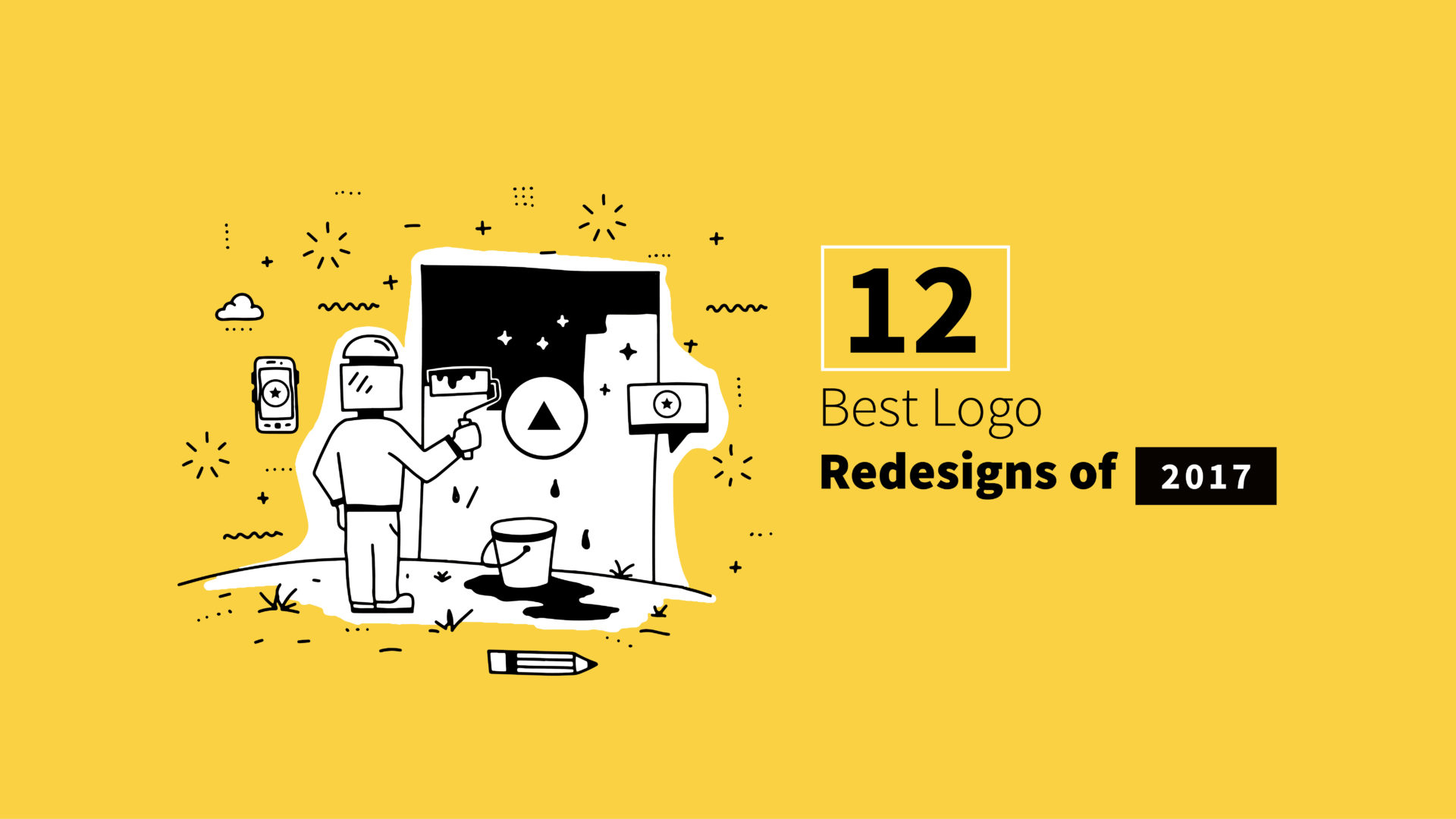 12 Best Logo Redesigns of 2017