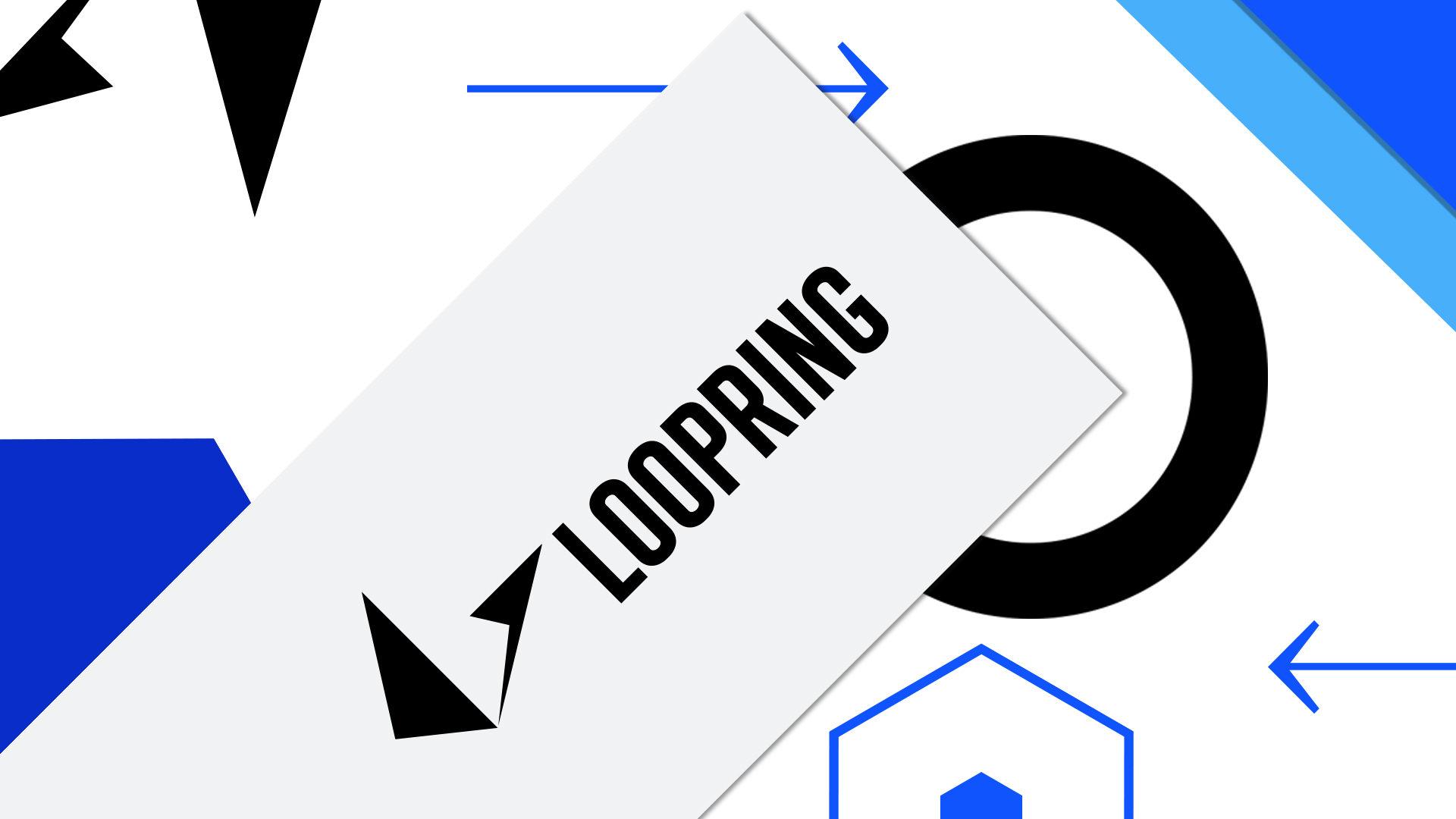 Loopring Website Design and Development