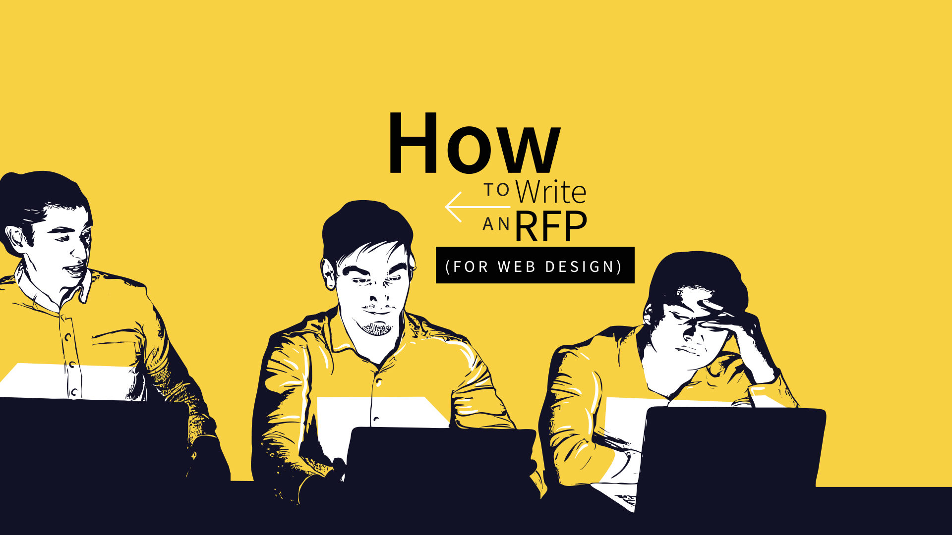 How to Write an RFP for Web Design