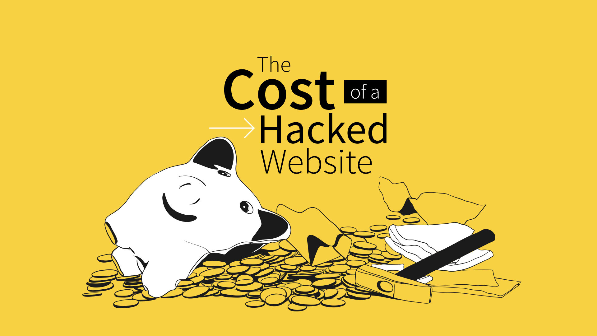 The Cost of a Hacked Website