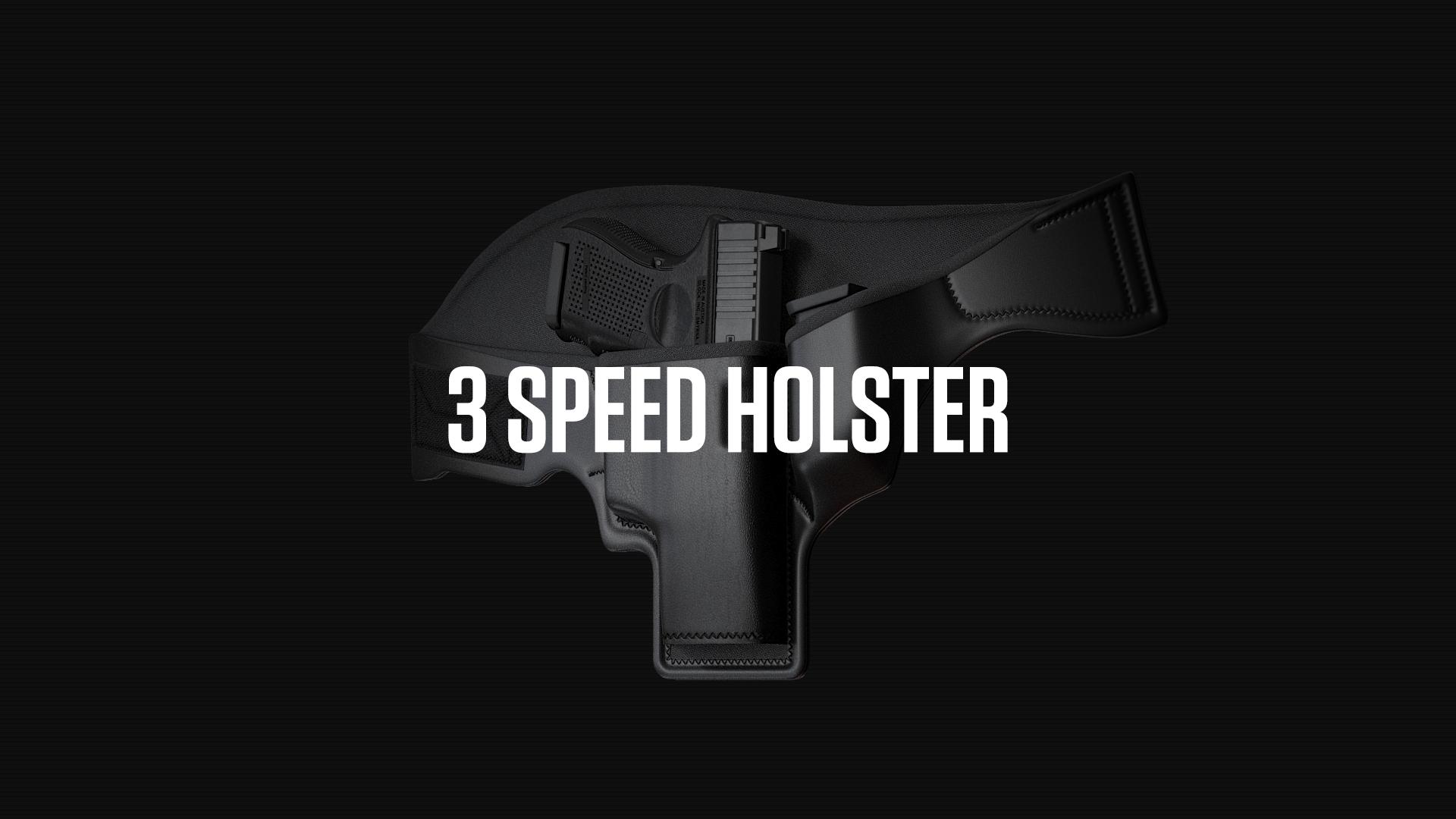 3 Speed Holster Website Design and Development