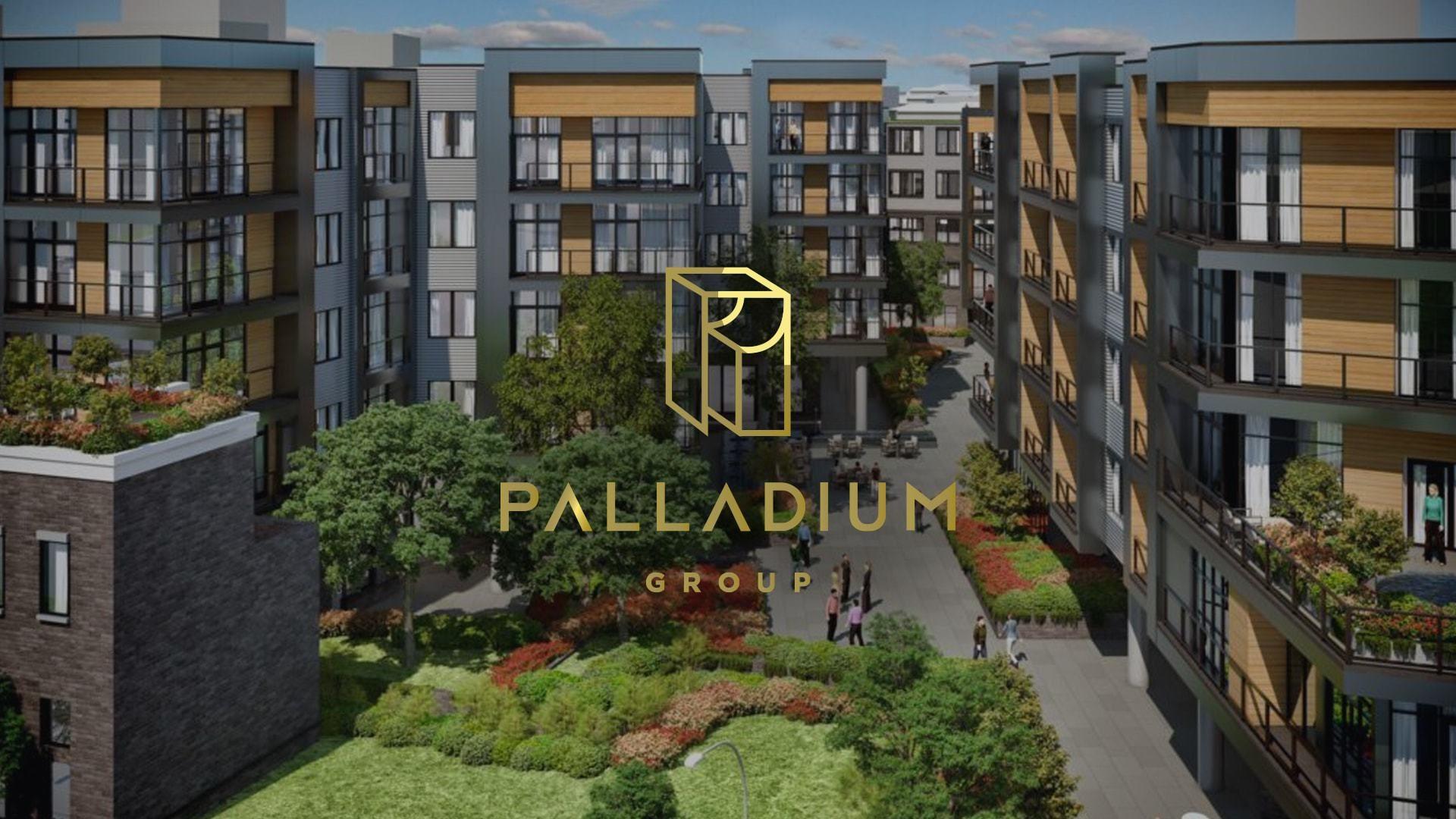 Palladium Group Website Design and Development