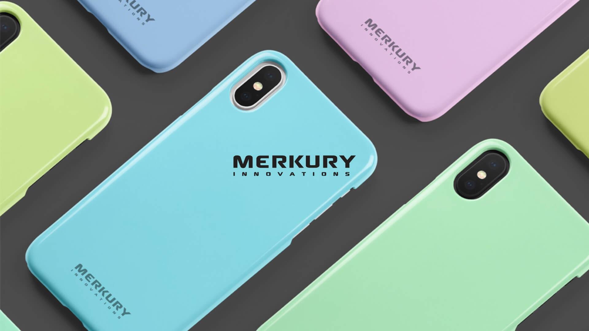 Merkury Innovations Website Design and Development