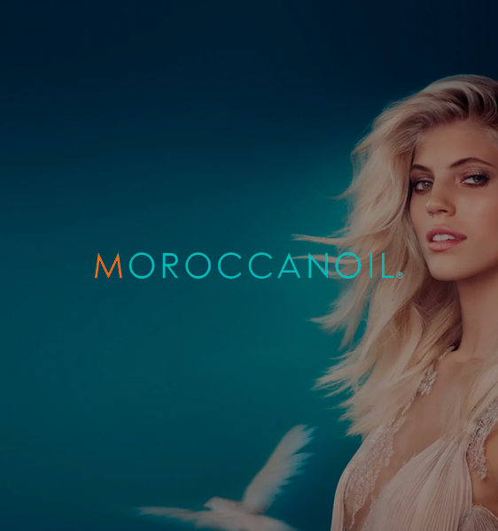 Moroccanoil Website Design and Development