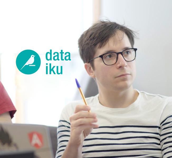 Dataiku Website Design and Development