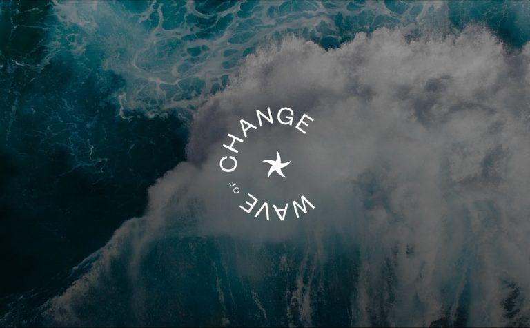 Wave of Change Website Design and Development