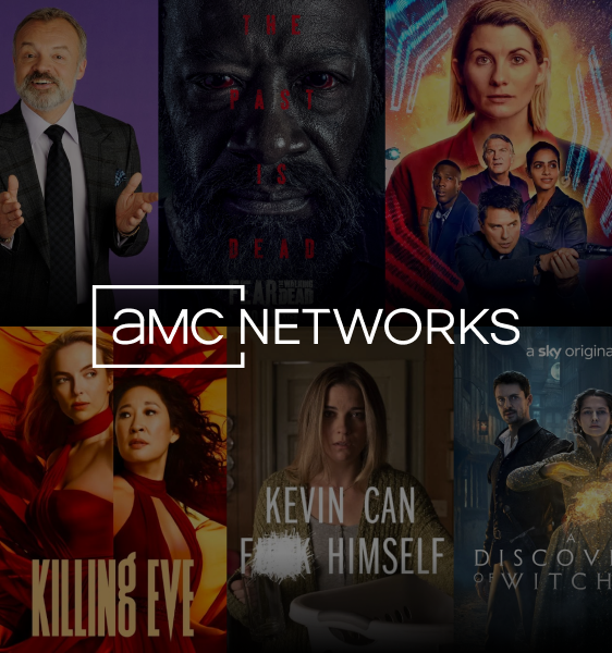 AMC Networks Website Design and Development